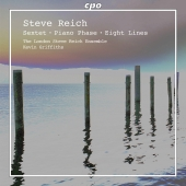 Album artwork for Steve Reich: Sextet Piano Phase, Eight Lines