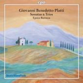 Album artwork for Platti: Sonatas & Trios (Epoca Barocca)