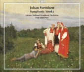 Album artwork for Svendsen: Symphonic Works