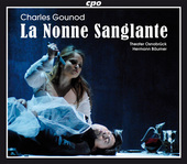 Album artwork for Gounod: La nonne sanglante / The Bloody Nun