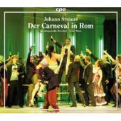 Album artwork for j. Strauss II: Der Carneval in Rom