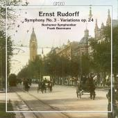 Album artwork for Rudorff: Symphony No. 3