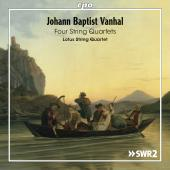 Album artwork for Vanhal: 4 String Quartets