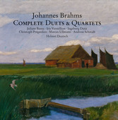 Album artwork for Brahms: Complete Duets & Quartets