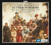 Album artwork for MEINARDUS: LUTHER IN WORMS