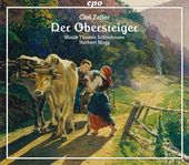 Album artwork for Zeller: Der Obersteiger / Herbert Mogg