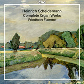 Album artwork for Scheidemann: Organ Works