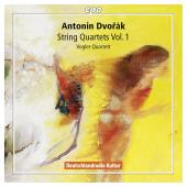 Album artwork for Dvorak: String Quartets Vol. 1 / Vogler