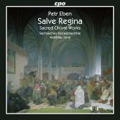 Album artwork for Petr Eben: Salve Regina