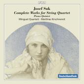 Album artwork for Suk: Complete Works String Quartets