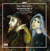Album artwork for Ben-Haim: Symphony No. 2 & Concerto grosso