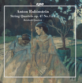 Album artwork for STRING QUARTETS, OP. 47