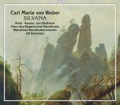 Album artwork for  Weber: Silvana, J. 87 (Original Version) [Live]