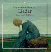 Album artwork for Hausegger: Lieder