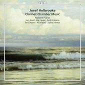 Album artwork for Holbrooke: Chamber Works with Clarinet