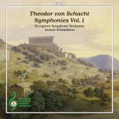Album artwork for Theodor von Schacht: Symphonies vol. 1