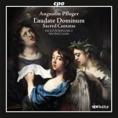Album artwork for Augustin Pfleger: Laudate Dominum