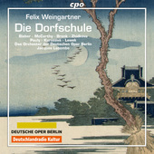 Album artwork for Weingartner: Die Dorfschule, Op. 64