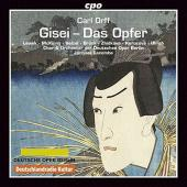Album artwork for Orff: GISEI - THE VICTIM