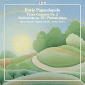 Album artwork for Papandopulo: Piano Concerto No. 2