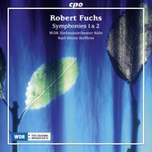 Album artwork for Fuchs: Symphonies Nos. 1 & 2