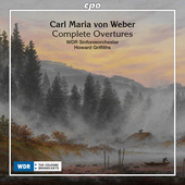 Album artwork for Weber: Complete Overtures
