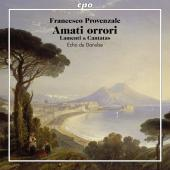Album artwork for PROVENZALE: AMATI ORRORI