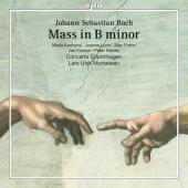 Album artwork for Bach: Mass in B Minor / Concerto Copenhagen
