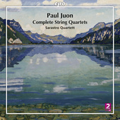 Album artwork for Juon: Complete String Quartets