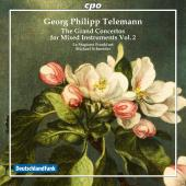 Album artwork for Telemann: The Grand Concertos for Mixed Instrument