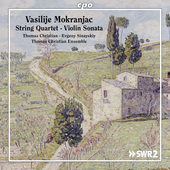 Album artwork for Mokranjac: String Quartet in D Minor & Violin Sona