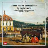 Album artwork for Hoffmeister: Symphonies