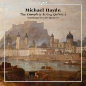 Album artwork for Complete String Quintets