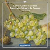 Album artwork for Janitsch: Sonate da Chiesa e da Camera