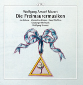 Album artwork for DIE FREIMAURERMUSIKEN