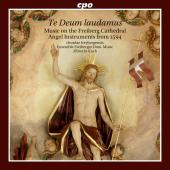 Album artwork for Te Deum laudamus