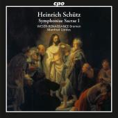 Album artwork for Schutz: Symphoniae Sacrae I / Cordes