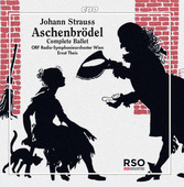 Album artwork for Strauss II: Aschenbrödel