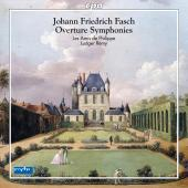 Album artwork for FASCH: OVERTURE SYMPHONIES