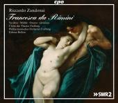 Album artwork for Zandonai: Francesca da Rimini, Op. 4
