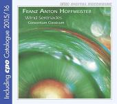 Album artwork for Hoffmeister: Wind Serenade + 2015/16 CPO Catalogue