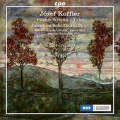 Album artwork for Koffler: Piano Works & String Trio, Op. 10 - Schö