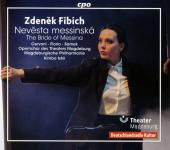 Album artwork for Fibich: Nevesta messinská, Op. 18