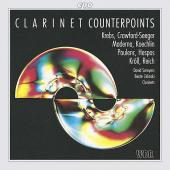 Album artwork for CLARINET COUNTERPOINTS / David Smeyers