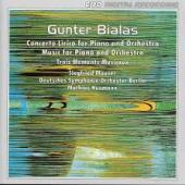 Album artwork for Bialas: Concerto Lirico, etc / Mauser, Husmann