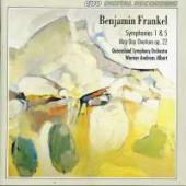 Album artwork for Frankel: SYMPHONIES 1 & 5