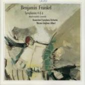 Album artwork for Frankel: SYMPHONIES 4 & 6