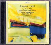 Album artwork for Frankel: SYMPHONIES 7 & 8