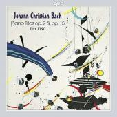 Album artwork for J.C. Bach: PIANO TRIOS OP. 2 & OP. 15