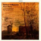 Album artwork for Volkmann: PIANO DUETS